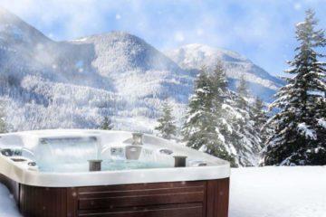 Whirlpool Outdoor Winterfest: Der perfekte Whirlpool und wie Sie Ihren Jacuzzi winterfest machen! 1